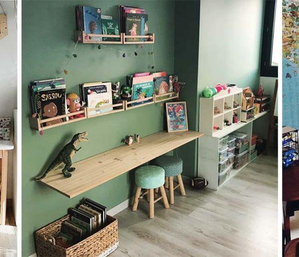 Rentrée au top : 7 idées pour pimper le coin bureau de votre enfant !