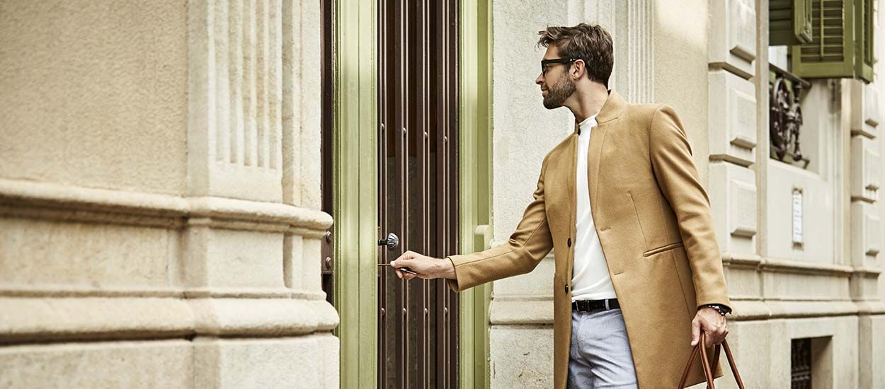 Comment choisir une porte d'entrée bien sécurisée ?