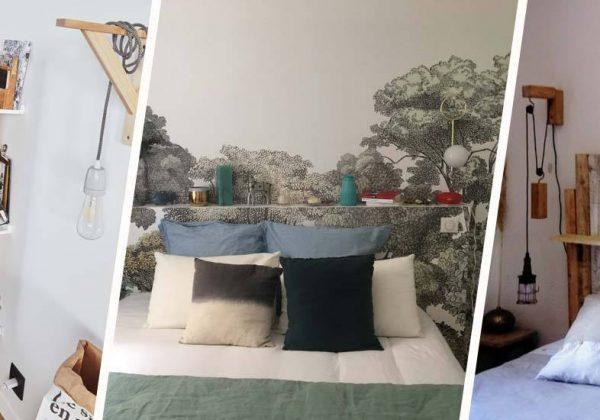 8 inspirations et DIY pour construire une tête de lit avec ... c70a41384422