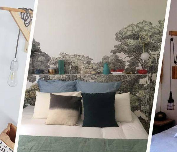 8 idées pour adopter une tête de lit tendance avec rangements