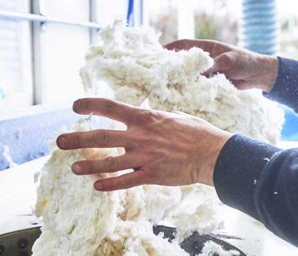 Un isolant éthique, écolo et made in France fait avec vos vieux jeans recyclés !