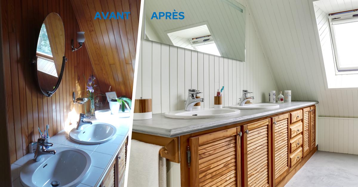 14 astuces pour une r novation de salle de bains pas ch re - Salle de bain originale et pas chere ...