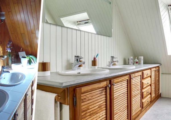 14 astuces pour une rénovation de salle de bains pas chère