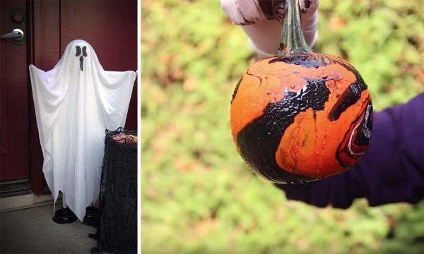 Déco d'Halloween : 9 tutos faciles pour moins de 5 euros