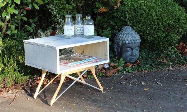 Tuto : Détournez des cintres pour fabriquer ce meuble design et pas cher !