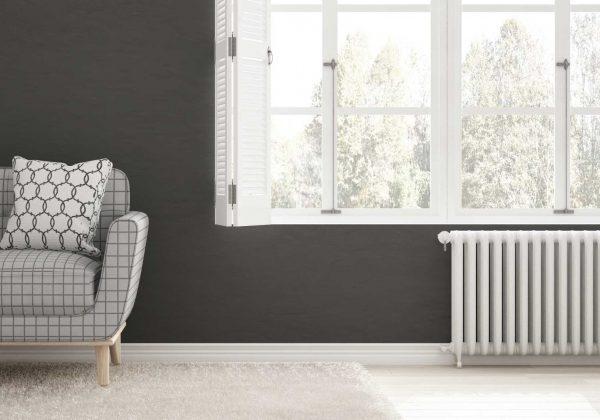 mettre un radiateur sous la fenêtre, c'est pratique et utile !