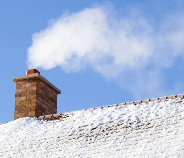 Voici comment faire un feu de cheminée qui ne pollue pas !