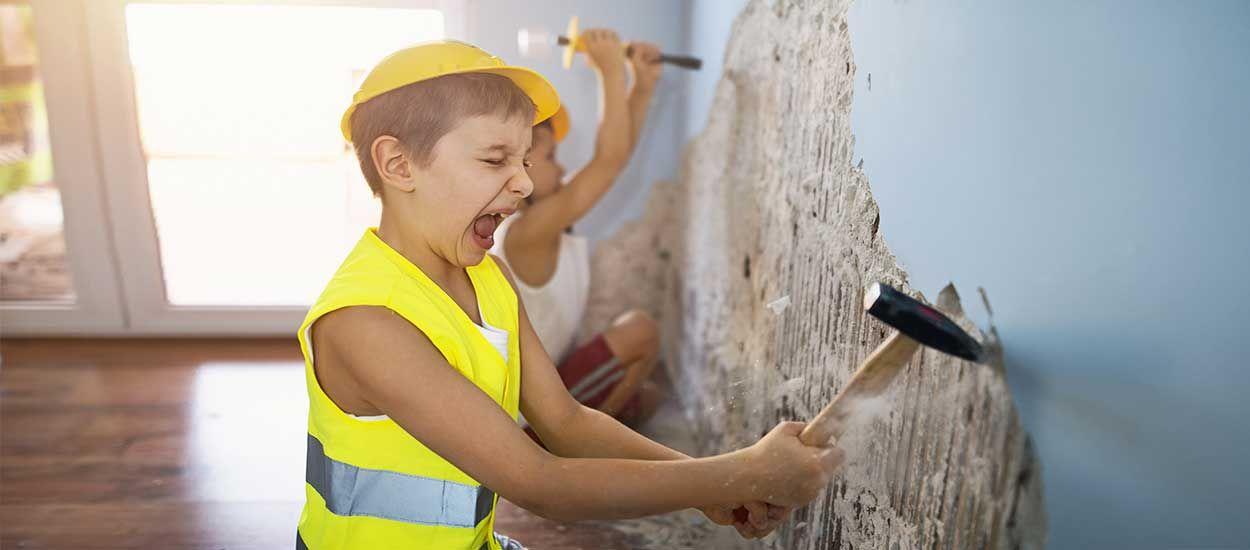 Vous voulez abattre un mur porteur ? Lisez cet article d'abord !