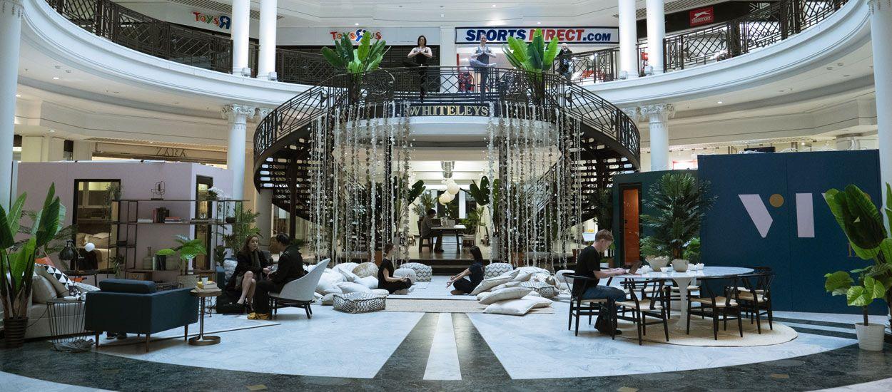 Ils réhabilitent un centre commercial vide pour lutter contre la crise du logement