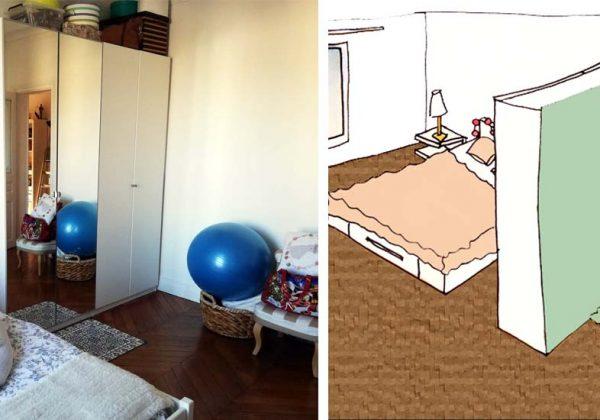 Séparation chambre parents et coin bébé : conseils d\'une ...