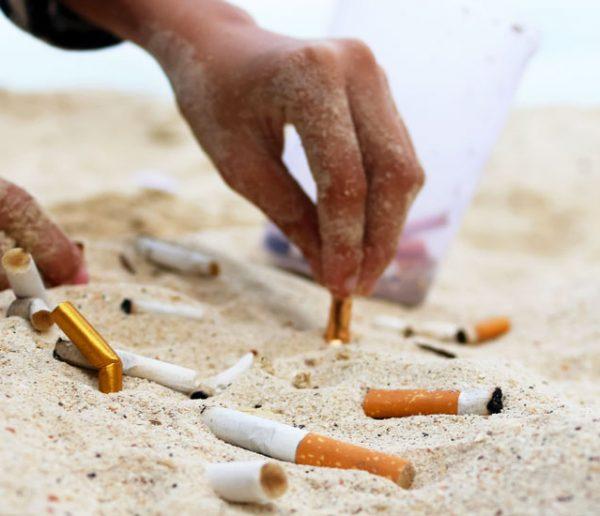 Cette association vous envoie des kits à domicile pour recycler vos mégots de cigarette !