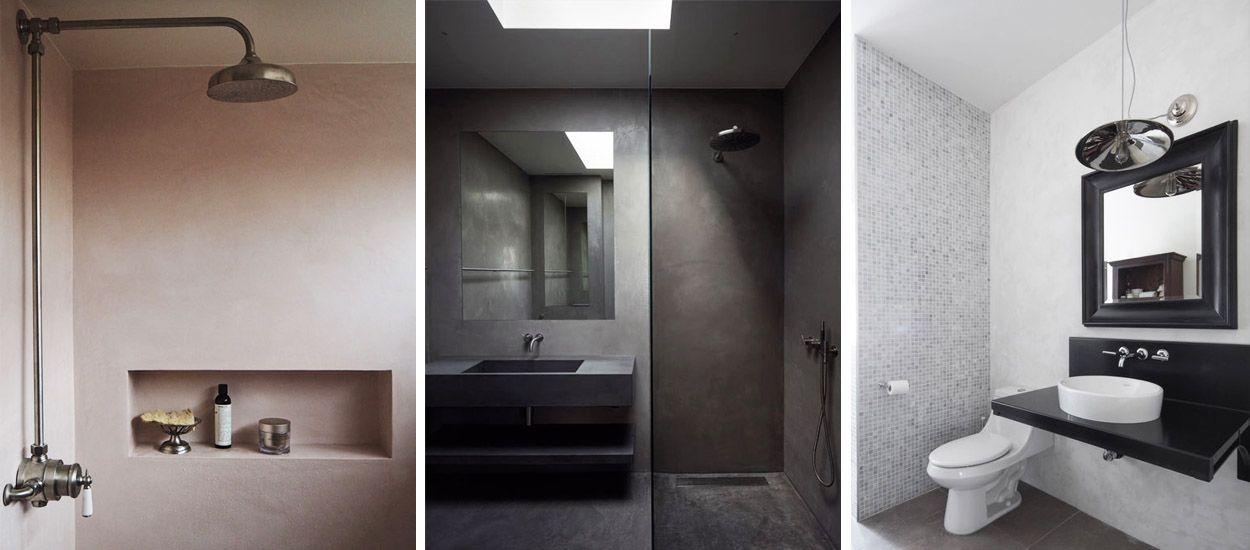 Rénovez votre salle de bains avec du tadelakt : le matériau ultra chic et 100% naturel !