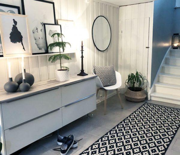 8 idées de décoration pour aménager et organiser votre entrée