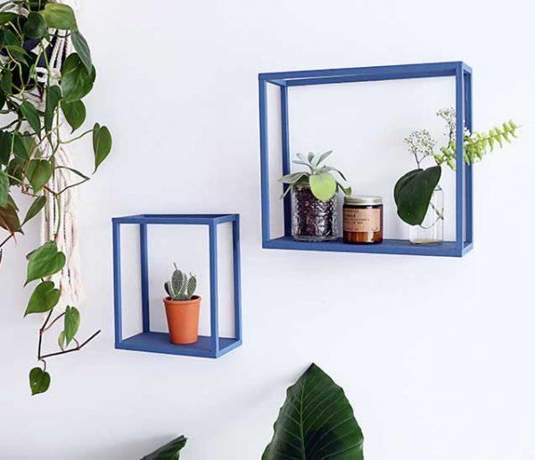 Tuto : Fabriquez une étagère avec structure pour moins de 10 euros !