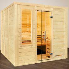 Oui avoir un sauna en appartement c'est possible : voici comment !