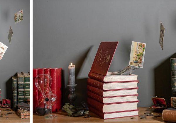 Diy Fabriquer Une Boite Livre Secrete Avec De Vieux Livres