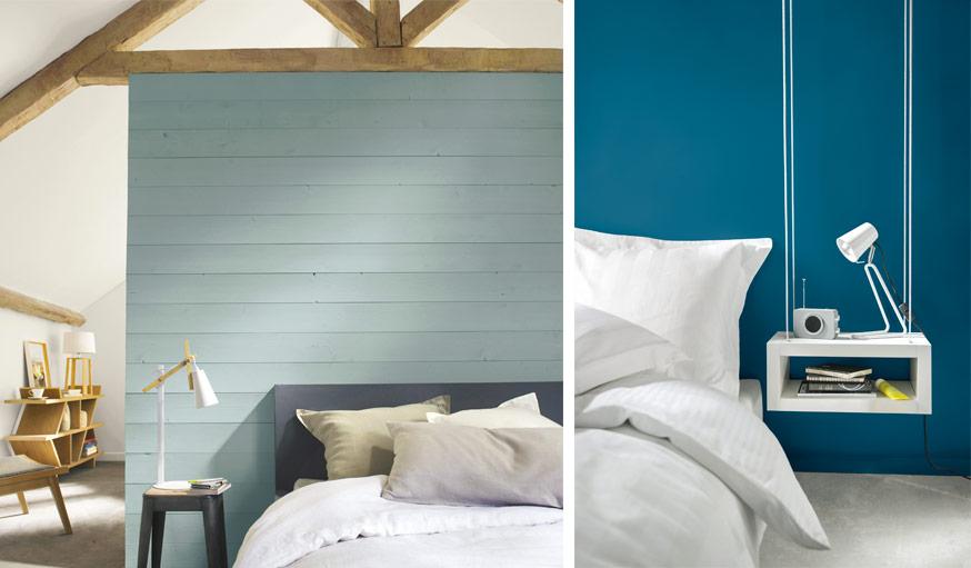 bien dormir les couleurs id ales de la chambre pour trouver le sommeil rapidement. Black Bedroom Furniture Sets. Home Design Ideas
