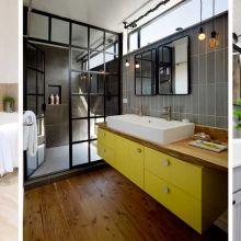 9 idées originales pour aménager sa salle de bains avec une douche à l'italienne