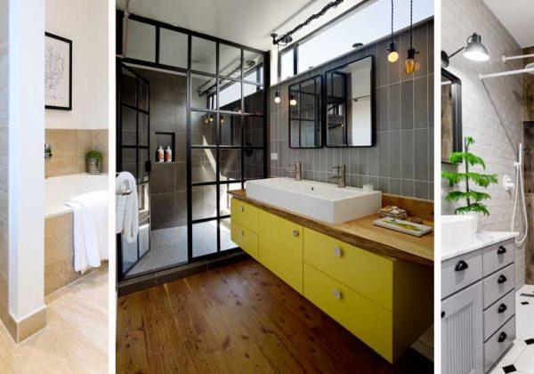 9 inspirations pour installer une douche à l\'italienne dans sa salle ...