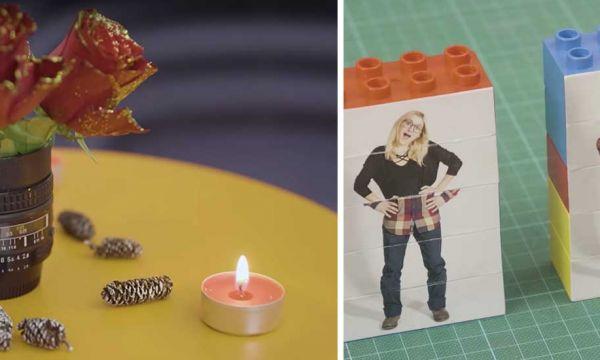 6 idées de cadeaux à réaliser avec les photos de vos proches !