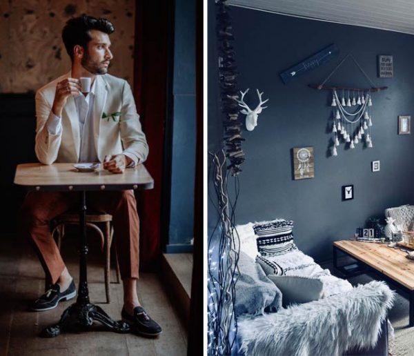 Déco cocooning et néo-bohème : Découvrez l'intérieur chaleureux de l'instagrameur Arnaud