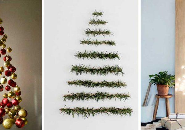 Arbre De Noel Original 5 inspirations de sapin de Noël de dernière minute repérées sur