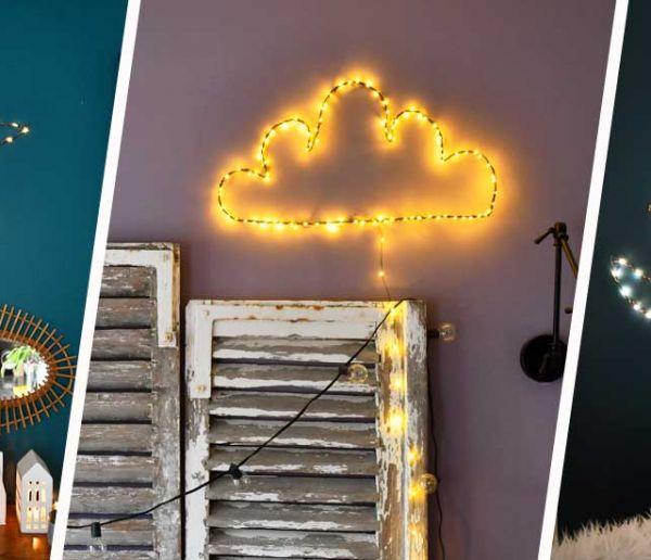 Tuto : Fabriquez une décoration lumineuse et pleine de poésie pour les fêtes