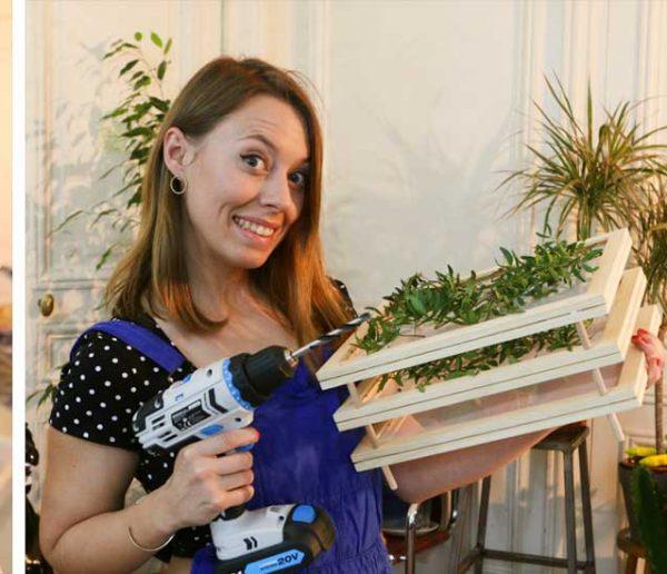 Tuto : Fabriquez un séchoir à plantes pour réaliser vos propres tisanes