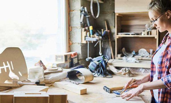 Initiez-vous à la menuiserie et apprenez les différents types d'assemblage en bois