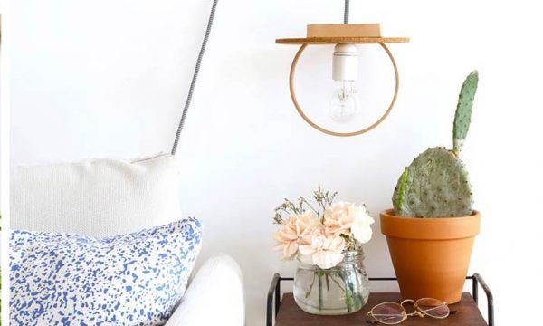 Tuto : Confectionnez une lampe baladeuse tendance pour 12 euros
