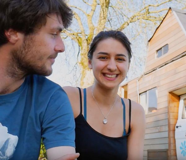 Anton et Romane ont diminué leurs dépenses pour vivre avec 600 euros par mois maximum