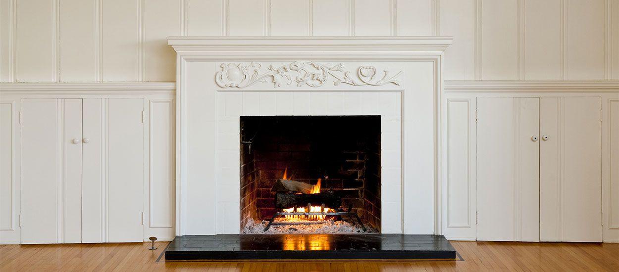 r novation d une chemin e ancienne insert foyer ferm ou po le bois. Black Bedroom Furniture Sets. Home Design Ideas