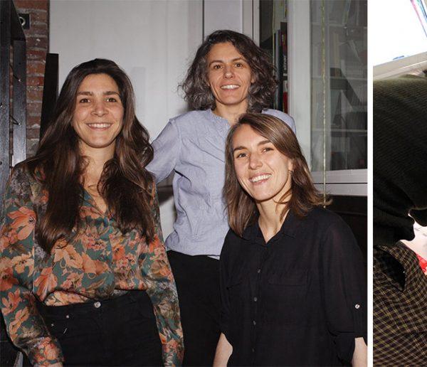 Ces trois femmes ont trouvé une façon solidaire d'utiliser les déchets de chantiers neufs