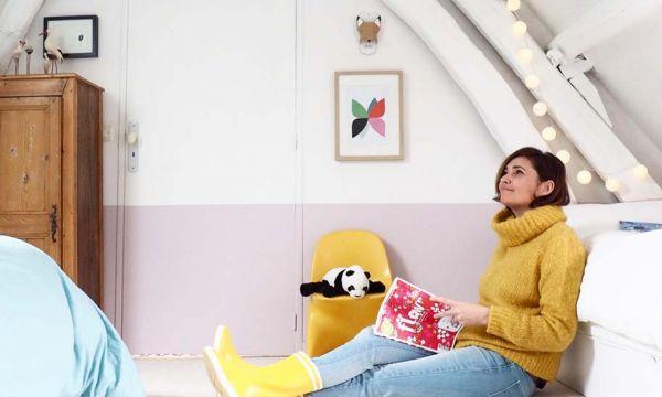 Bienvenue dans la maison au style décomplexé de la blogueuse SodecoOff