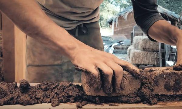 Découvrez toutes les techniques de construction en terre dans cette vidéo fascinante