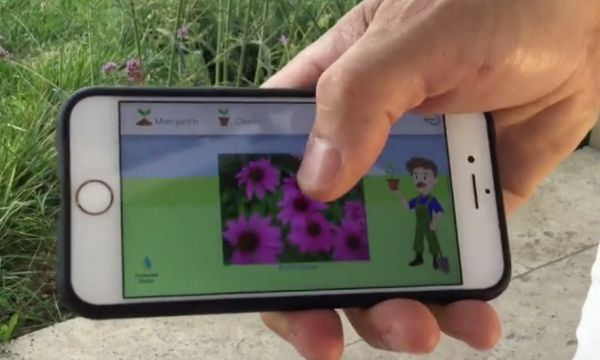 Archibald, le premier coach digital qui veut révolutionner le jardinage grâce à une appli