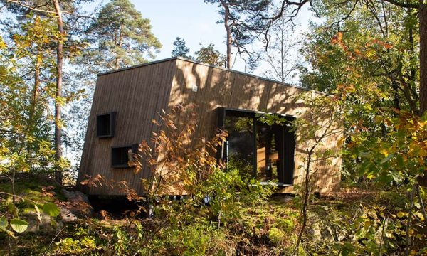En Norvège, les enfants malades reprennent des forces dans des cabanes en forêt