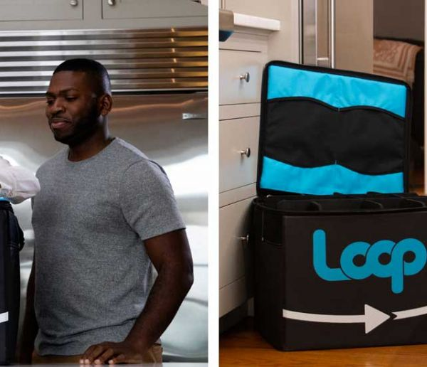 Loop, un nouveau site pour faire ses courses zéro déchet en ligne