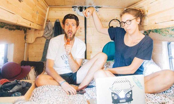 Ils ont aménagé un van et vous livrent leurs meilleurs conseils pour réussir votre projet