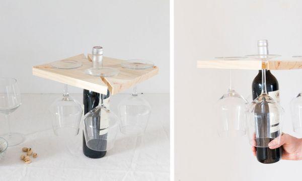Tuto : Réalisez un porte-verres original pour épater vos invités !