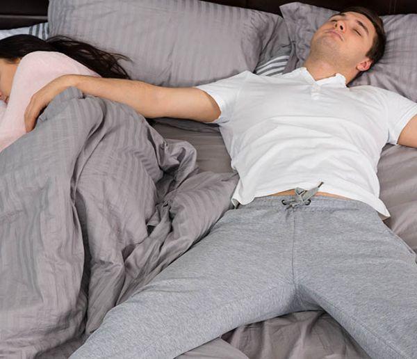 Smart Bed : un lit intelligent qui remet votre partenaire à sa place quand il bouge