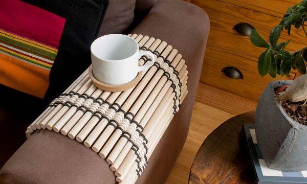 Tuto : Fabriquez un plateau de canapé pour ne plus renverser votre tasse !