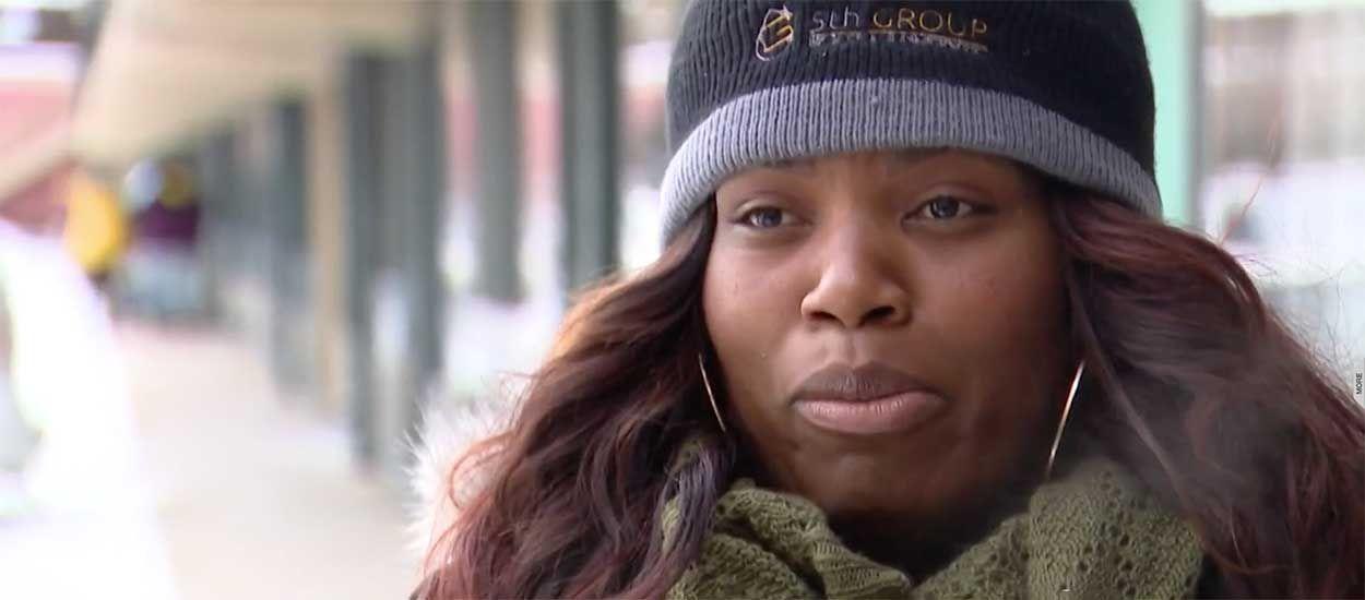 Cette femme a sauvé une centaine de personnes sans-abri de la vague de froid