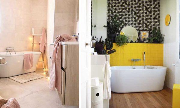 Notre sélection des plus belles salles de bains pour se prélasser jusqu'au printemps