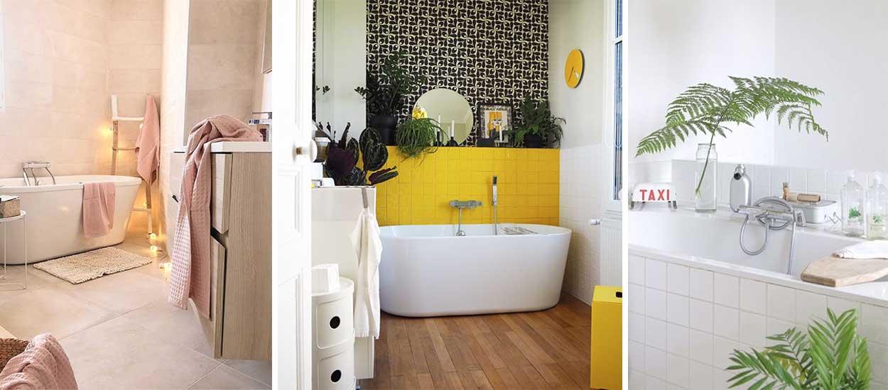 Déco salle de bains : 8 exemples tendances et chic !