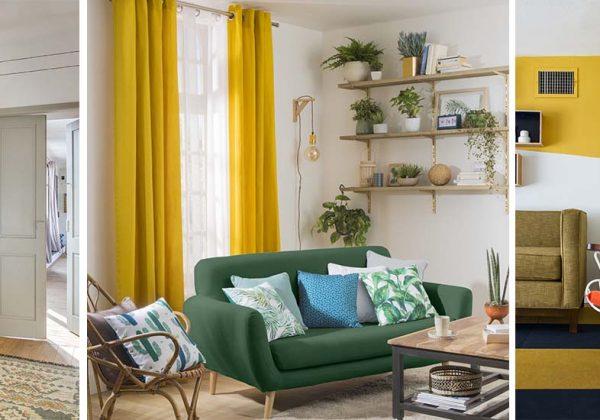 8 inspirations pour adopter le jaune, colori tendance qui ...
