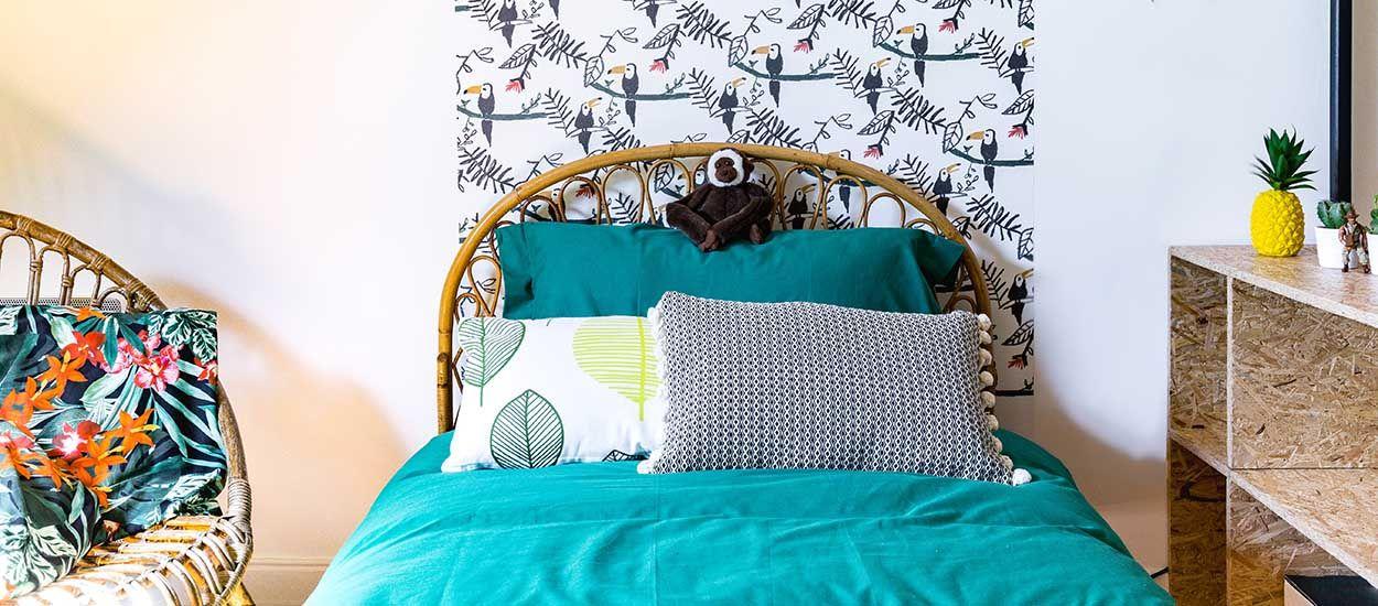 Conseils de pros pour customiser une chambre d'enfant avec du mobilier vintage