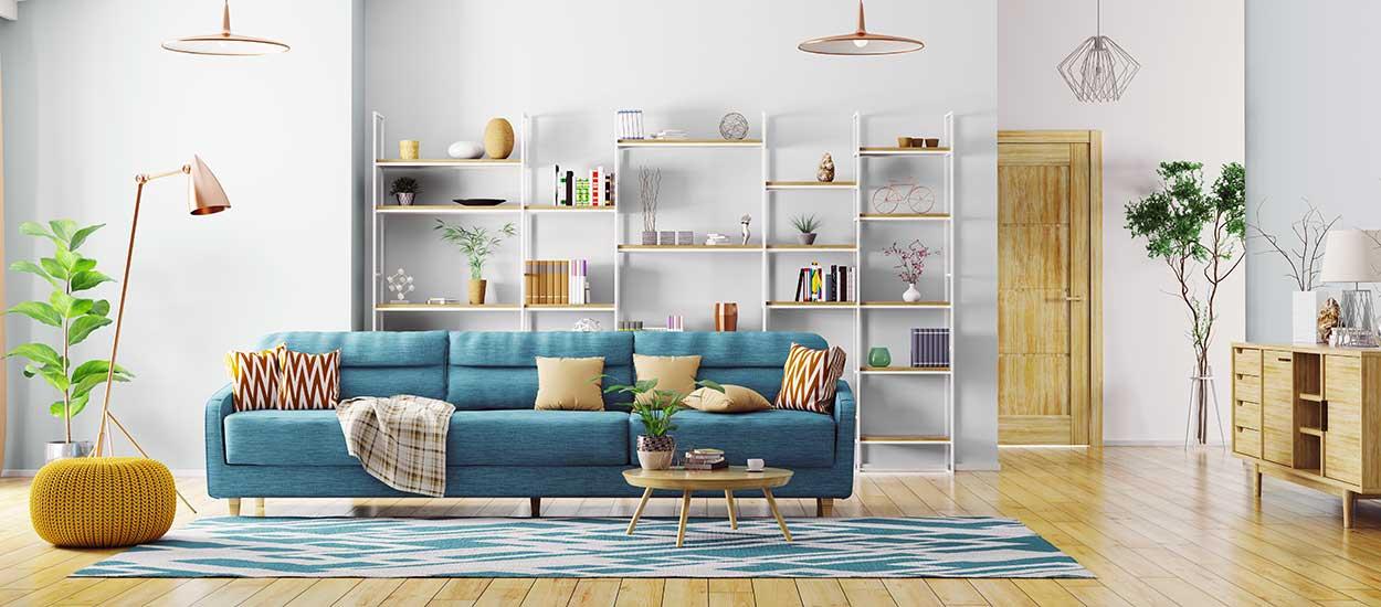 comment relooker votre canap pour lui donner un coup de. Black Bedroom Furniture Sets. Home Design Ideas
