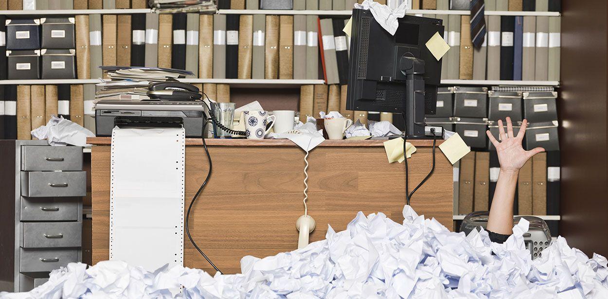 Marie Kondo a tort : ne rangez plus jamais votre bureau !