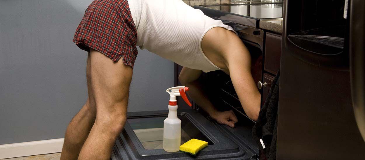 Ménage écolo : 5 astuces pour nettoyer son four sans effort